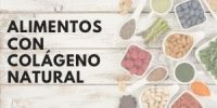 alimentos con colageno natural
